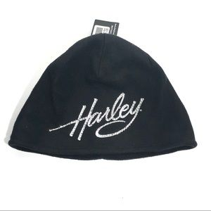 Harley Davidson Fleece Bling Cap
